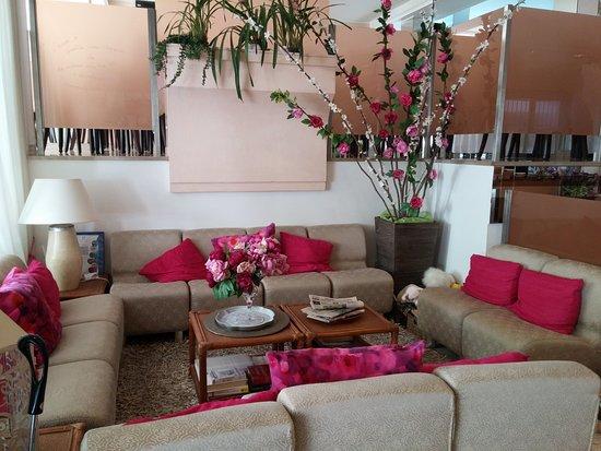 Hotel Amati: Salotto