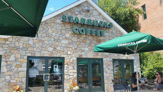 New City, NY: Starbucks