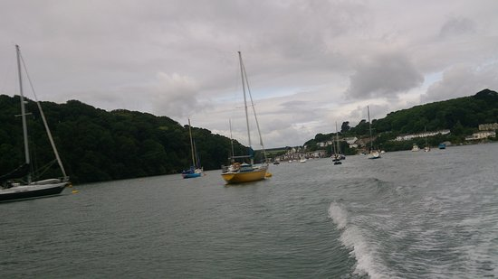 Truro, UK: Looking towards Malpas