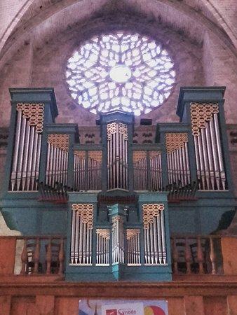 Bazas, Frankrijk: orgue