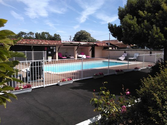 Quend, France: Piscine