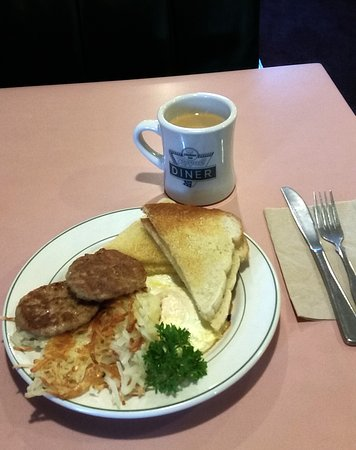 Chelsea Royal Diner: Just a classic breakfast!