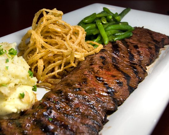 Stonewood Ale House: Skirt Steak