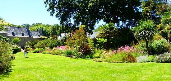 Paradis sur mer photo de le jardin du pellinec penvenan - Jardin du pellinec ...