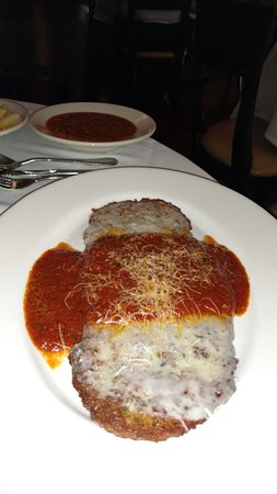 Dante & Luigi's: Chicken Parmigiana