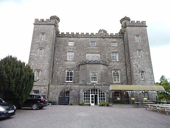 Slane, Irland: Front entrance