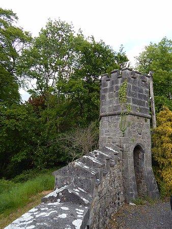 Slane, Irland: Gate