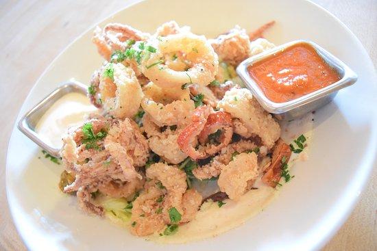 Bedford, NH: Calamari