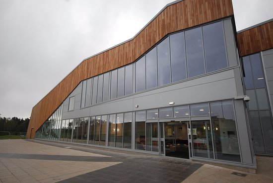 Ουάσιγκτον, UK: New Washington Leisure Centre