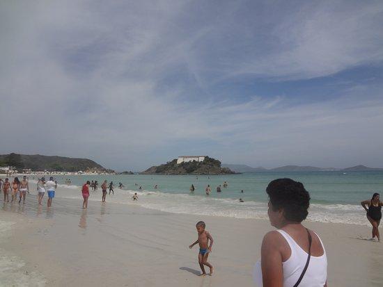Forte Beach: Praia linda!!!