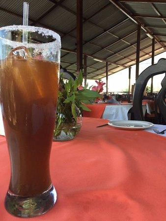 Paraiso, المكسيك: una bebida refrescante