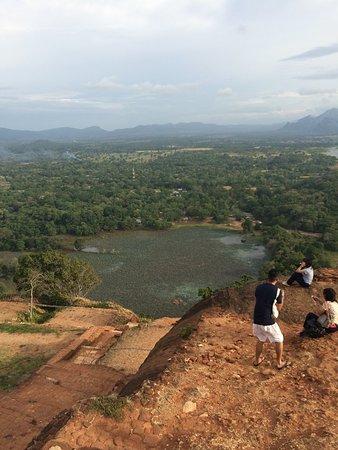 Benteng Sigiriya - Batu Singa: photo3.jpg