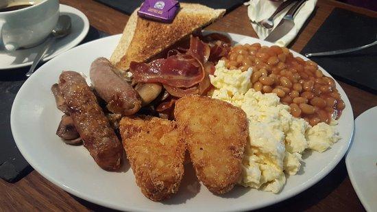 Trenabies Cafe Bistro: 20160727_084358_large.jpg