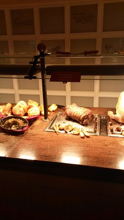Bolton, UK: The Carvery