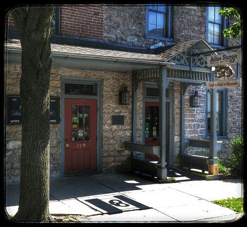 Lititz, PA: Julius Sturgis Pretzel Bakery