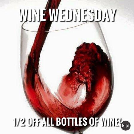 El Dorado Hills, CA: Wine Wednesday