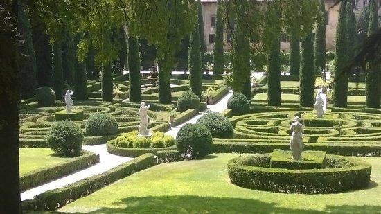 Imag3909 bild von palazzo giardino giusti for Giardino e palazzo giusti
