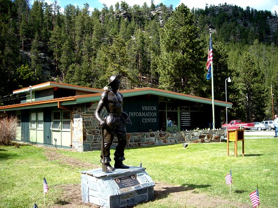 Civilian Conservation Corps Museum of South Dakota