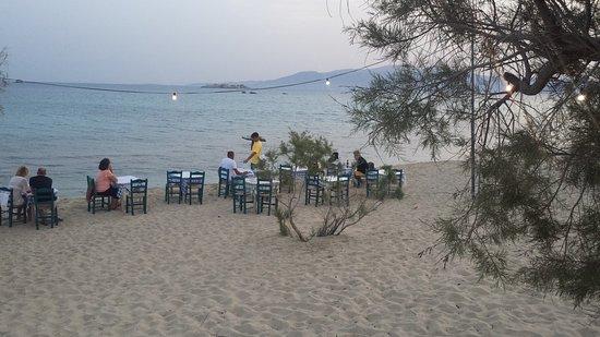 Plaka, Grecia: AQ Shirley Valentine setting