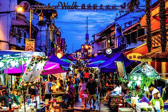 The Jonker Street Night Market Is Open Friday Saturday And Sunday Nights