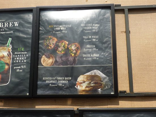 Centerville, OH: Starbucks_ Coffee Trailer  open
