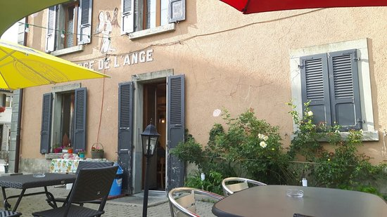 Romont, Switzerland: Restaurant de l'Ange