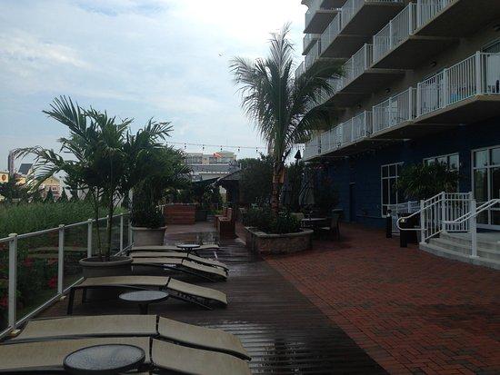 Hampton Inn & Suites Ocean City Foto