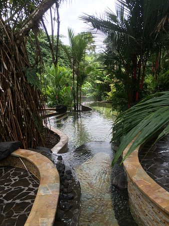 Tabacon Grand Spa Thermal Resort: Tabacon Thermal Springs
