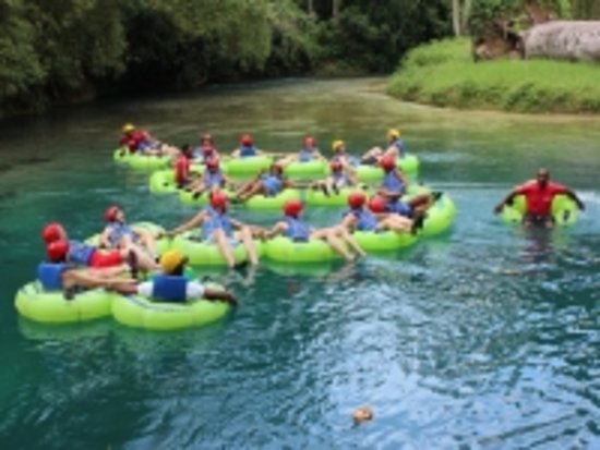 Take Off Down The River An Exciting River Tube Where Youll Be