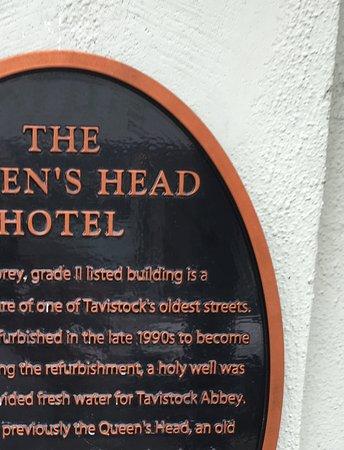 Tavistock, UK: History of Location
