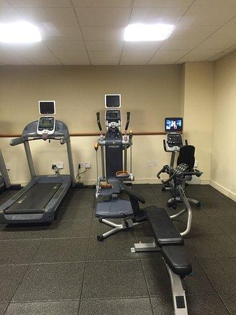 Windsor Locks, Коннектикут: Work Out Room