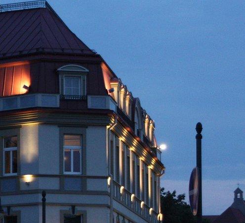 Vilnius City Tour : Old town roofs