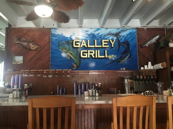Summerland Key, FL: Galley Grill