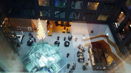 Opfikon, Szwajcaria: Radisson Blu Hotel, Zurich Airport