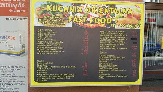 Kim Long Restauracja Orientalna Bytom Recenzje