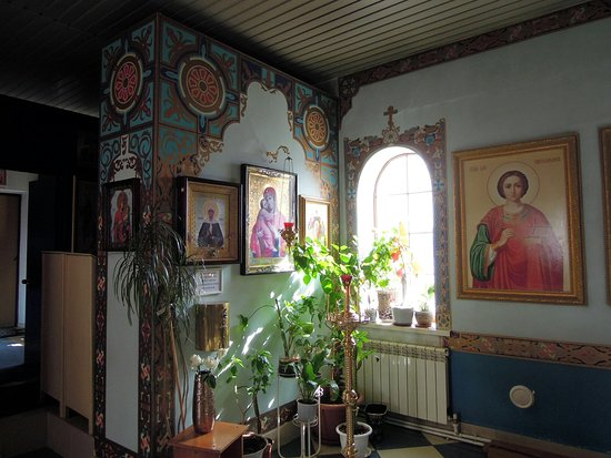 Chapel of the Vladimir Icon of the Mother of God