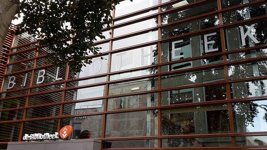 de Bibliotheek Kennemerwaard Locatie Alkmaar Centrum