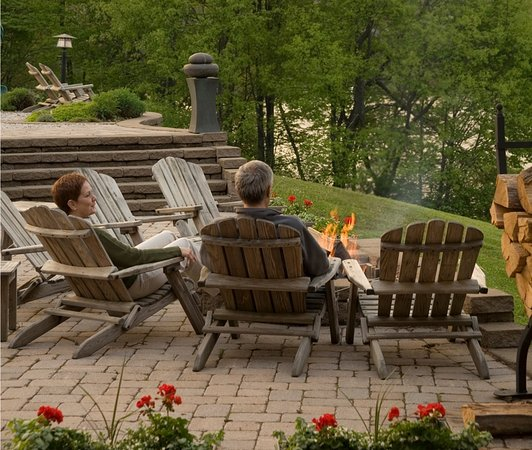 McHenry, MD: Outdoor Firepit