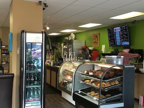 Terrace, Kanada: Xanders Coffee
