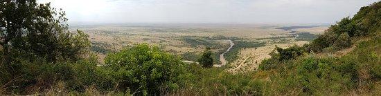 Mara Siria Camp: The view