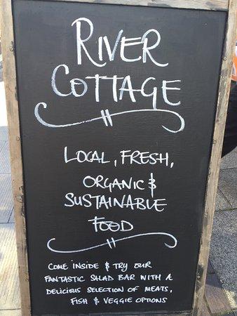 River Cottage board ...