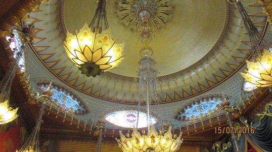Royal Pavilion: Le Palais Royal: Orientalisme et faste