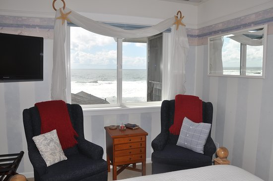 Pana Sea Ah Bed and Breakfast: Pacific Room