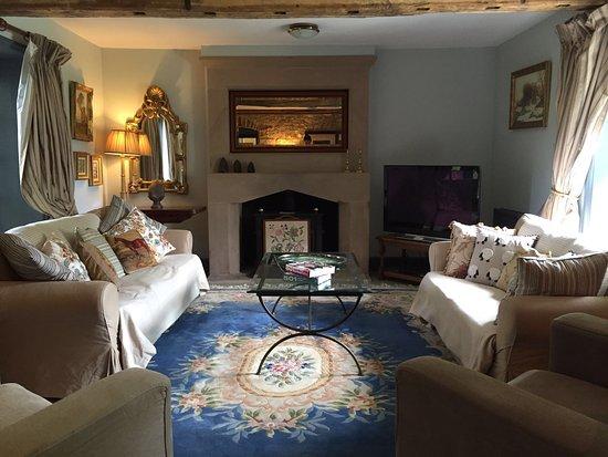 Haddon Grove Farm Cottages: Farmhouse Sitting Room