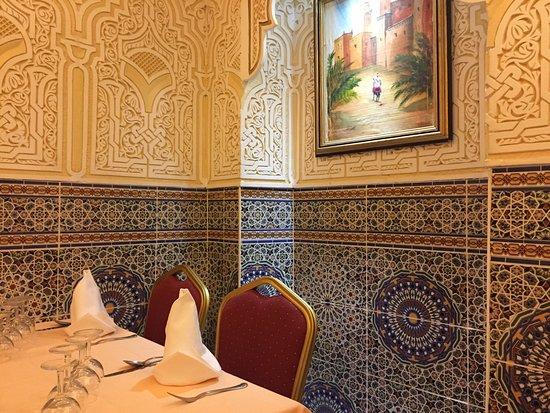 Enghien Les Bains, França: Belle salle