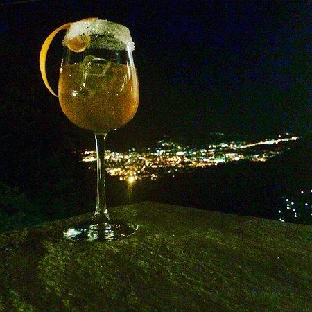 Makrinitsa, Grecia: Rum crusta