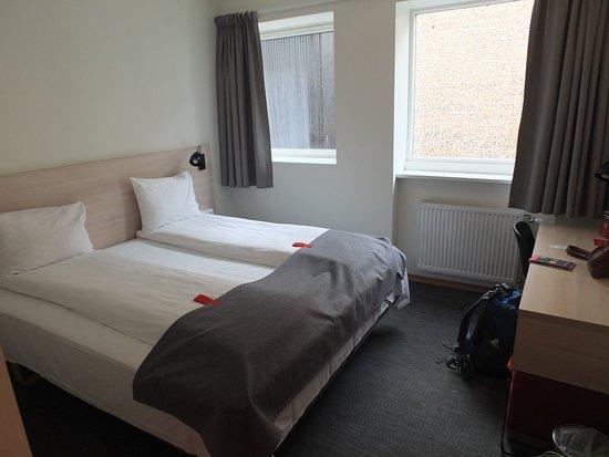 Citybox Oslo: Standard double bed