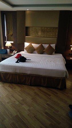 The Nova Gold Hotel Pattaya Bild