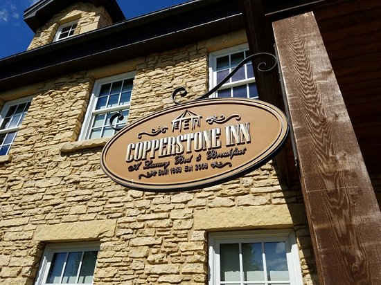 Copperstone Inn: 20160726_104413_large.jpg