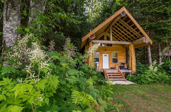 Bella Coola, Kanada: Grizzly Bear Chalet